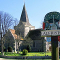 Alfriston Villa Church