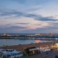 Brighton Pier at Nightime