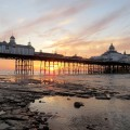 Eastbourne Pier at Sunset