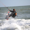 Seaford Kitesurfing Close Up