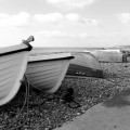 Boats On Seaford Seafront
